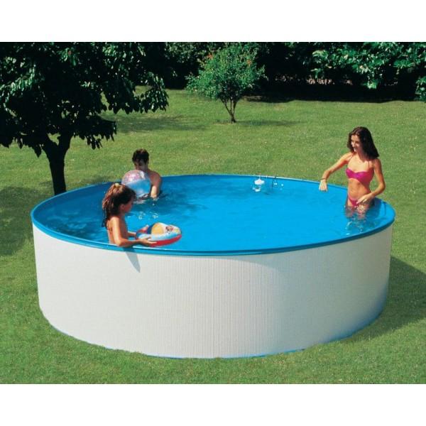 Splasher zwembad rond 366cm x 91cm diep - Rond het zwembad ...