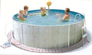 Afbeelding van Splasher zwembad rond 466CM x 91CM diep