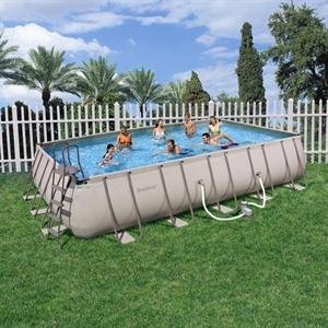 Afbeelding van Bestway zwembad 671 X 396 X 132 CM