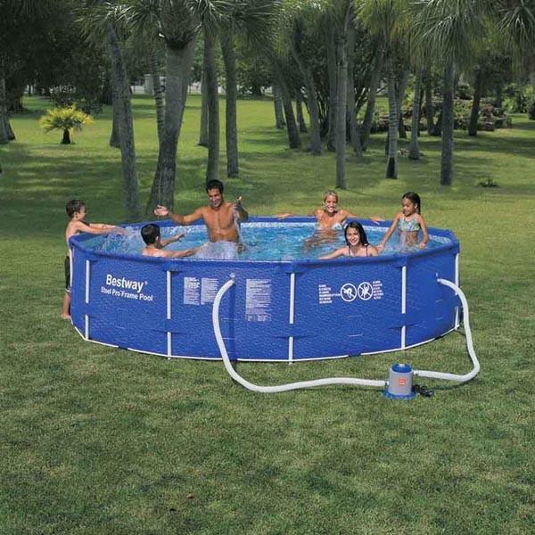 bestway zwembad 366 x 122 cm