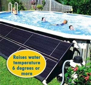 Afbeelding van Zwembadverwarming Originele zwembadverwarming